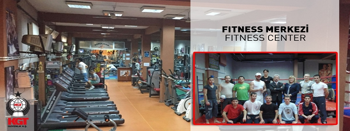 KGT14 FITNESS CENTER
