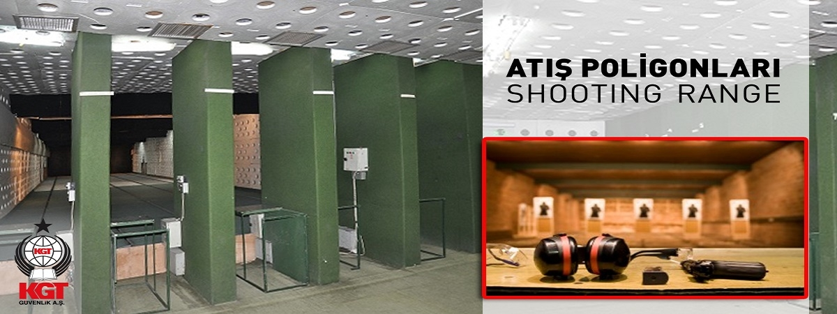 KGT4 SHOOTING RANGES