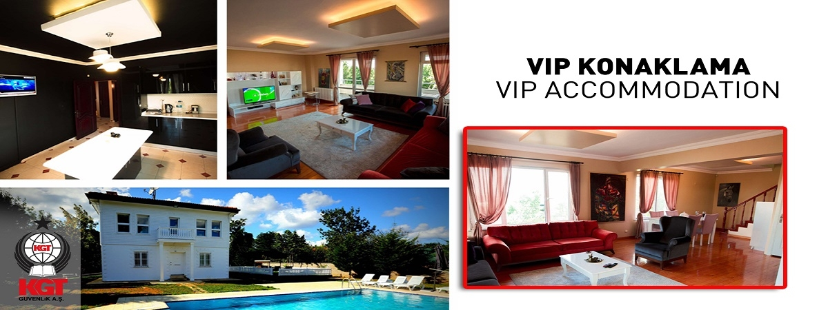 KGT5 VIP ACCOMMODATION