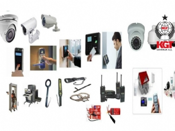 Security Systems and Equipment